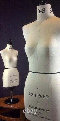 Design-Surgery Mannequin, Tailors Dummy, Draping Body Stand