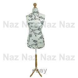 Female Tailor Tailors Dummy Dressmakers Fashion Students Mannequin Display Bust