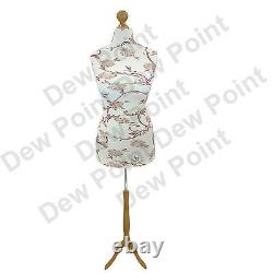 Female Tailors Dummy Dressmakers Fashion Student Mannequin Display Bust Size 16