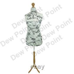 Female Tailors Dummy Dressmakers Fashion Student Mannequin DisplayBust Size 8/10