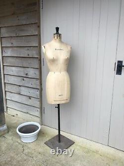 Female Tailors Form Dummy Shop Mannequin KENNETT & LINDSELL KENNEFORM MD70 UK 8