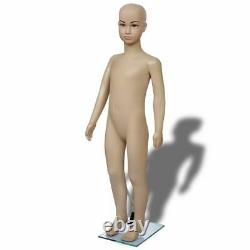 Full Body Dummy Mannequin Tailor Shop Cloth Display Dressmaker Male Female Child