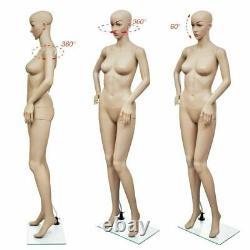 Full Body Male Female Child Dummy Mannequin Tailor Shop Cloth Display Dressmaker