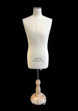 Half Scale Mini Mannequin Dress Form'Gordon' FCE Tailors Dummy Draping Stand