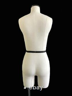 Half Scale Mini Mannequin Dress Form'Ilina' FCE Tailors Dummy Draping Stand