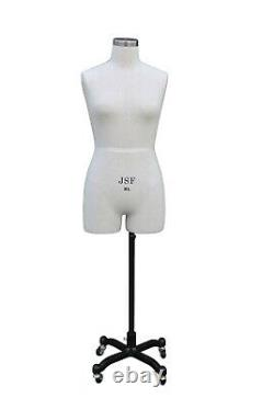 Mannequin Tailors Dummy Ideal for Students and Professionals Dressmakers 14 16