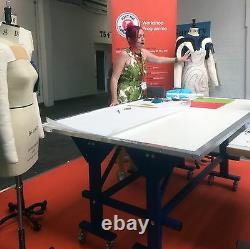 Mini Mannequin Dress Form'Ilina' FCE Tailors Dummy Draping Stand half scale