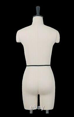 Professional Mannequin Tailors Dummy Draping Stand Size S10 AMELIA FCE B-GRADE