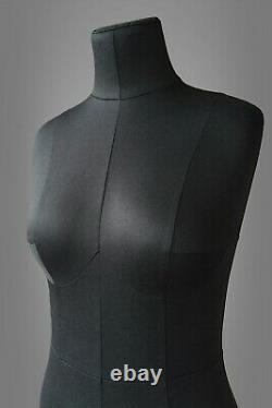 SOFIA // Professional soft sewing mannequin Pinnable tailor dummy Dress form