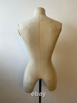 Siegel & Stockman Vintage Female Professional Tailors Mannequin Dummy Lot 18