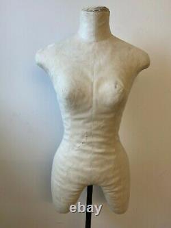 Siegel & Stockman Vintage Female Professional Tailors Mannequin Dummy Lot 64