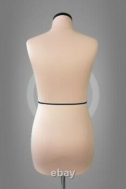 VERA // Dress form Mannequin for sewing Fully pinnable form Tailor dummy