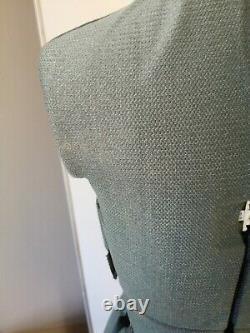 VINTAGE Adjustoform Adjustable Tailors Dress Makers Mannequin Dummy Small 10-16