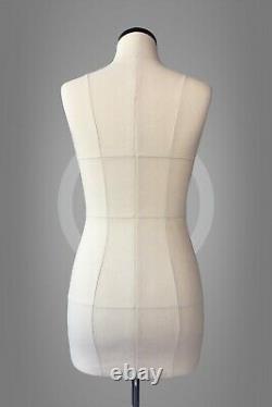 Anastasia // Robe Douce Forme Mannequin Souple Pour Coudre Pinnable Tailleur Mannequin