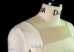 Dessin-chirurgie Armoiries Douces Pour Mannequin Femelle Forme Du Corps Tailors-dummy Fce
