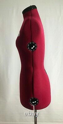 Diana Tailors Dummy Réglable Torse Dressmaker Femme Mannequin Tailles 14 À 22