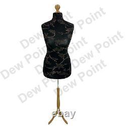 Femme Tailors Dummy Dressmakers Mode Mannequin Étudiant Affichage Buste Taille 16