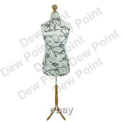 Femme Tailors Dummy Dressmakers Mode Mannequin Étudiant Affichagetaille De Bust 8/10