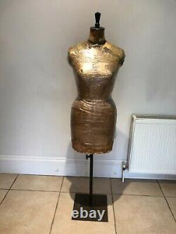 Kennett & Lindsell Tailor's Dummy Women's Form With Stand