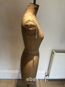 Kennett & Lindsell Tailor's Dummy Women's Form With Stand Model C Taille 10