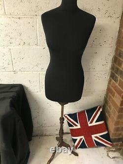 Mannequin De Vitrine Vintage Antique Boutique Dummy Dressmakers Tailors
