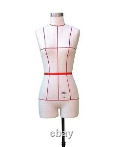 Mannequin Dummy Idéal Pour Les Étudiants Et Les Professionnels Dressmakers 4 & 6