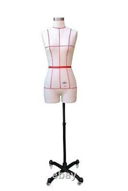 Mannequin Dummy Idéal Pour Les Étudiants Et Les Professionnels Dressmakers Taille Xxs & Xs