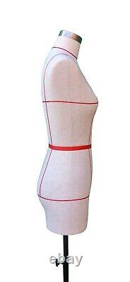 Mannequin Mannequin Mannequin Idéal Pour Les Étudiants Et Les Professionnels Couturières Taille 4 & 6