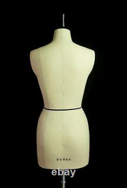 Mannequin Professionnel Tailors Dummy Body Stand Femme Taille 8 Design-chirurgie