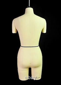 Mannequin Professionnel Tailors Dummy Taille Femme 8 Avec Jambes Design-chirurgie