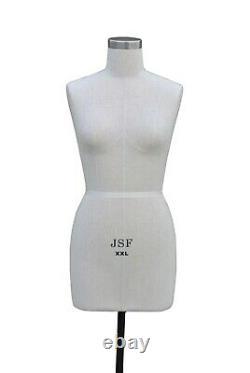 Mannequin Tailors Mannequin Idéal Pour Les Étudiants Et Les Professionnels Couturières 14 16