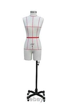 Mannequins À Coudre Dummy Idéal Pour Les Étudiants Et Les Professionnels Dressmakers 8 10 12