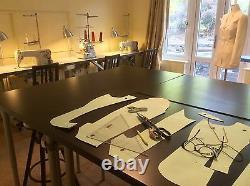 Mini Mannequin Robe Forme'gordon' Fce Tailors Dummy Draping Stand Demi-échelle