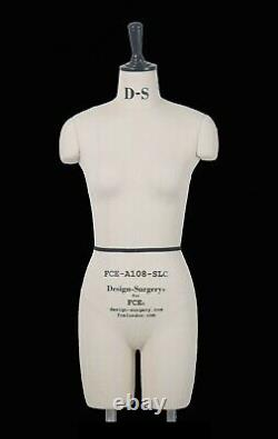 Professional Mannequin Tailors Mannequin Draping Stand Taille 8 Olivia Fce B-grade