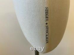 Siegel & Stockman Vintage Femme Enfant Tailleurs Professionnels Mannequin Mannequin 73