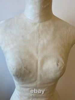 Siegel & Stockman Vintage Femmes Tailleurs Professionnels Mannequin Mannequin Dummy Lot 64