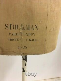 Tailleurs De Stock Mannequin Taille 38 (pas De Corps De Stand Seulement)