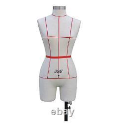 Tailleurs Féminins Mannequin Dressmakers Mannequin Display Bust Size 8 10 & 12