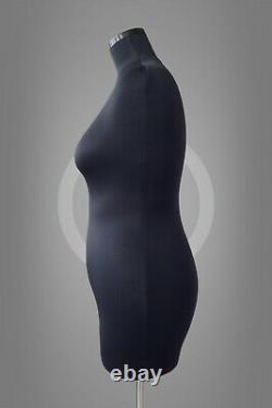 Vera // Mannequin De Couture Anatomique Professionnel Forme Robe Douce Taille Taille Tailleur Mannequin