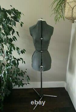 Vintage Adjustoform Réglable Tailors Dress Makers Mannequin Mannequin Mannequin Small 10-16