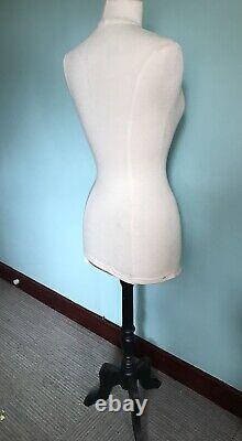 Vintage Tailors Mannequin Femmes Couturières Shop Display Mannequin Clothes Stand